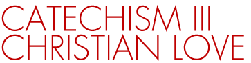 Catechism III - Class Title